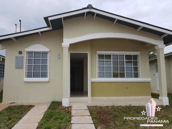 Alquilo Casa En Quintas Del Pacifico Chorrera