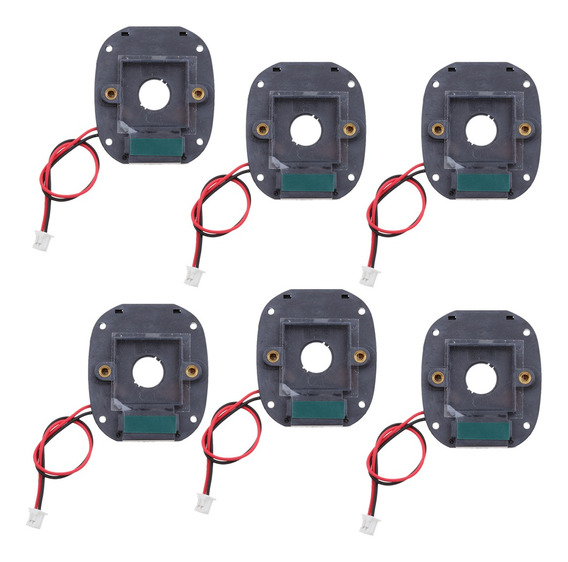 6 Peças M12 Ir - Cut Switcher Filtro De Câmera Para Câmer