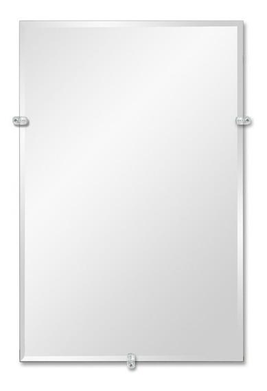Espejo Rectangular Biselado Reflejar Baño Envío Gratis