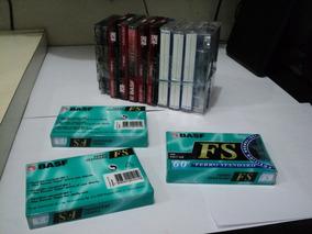 Fita Cassete Sony Basf