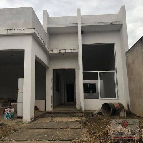 Chácara Residencial À Venda, Jardim Santa Adelia, Boituva. - Ch0527