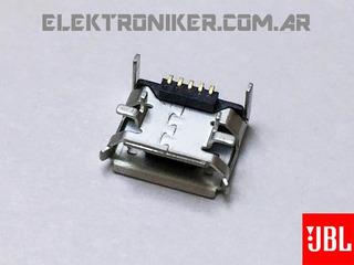 Micro Usb - Pin De Carga Jbl Pulse 2 - Original Jbl