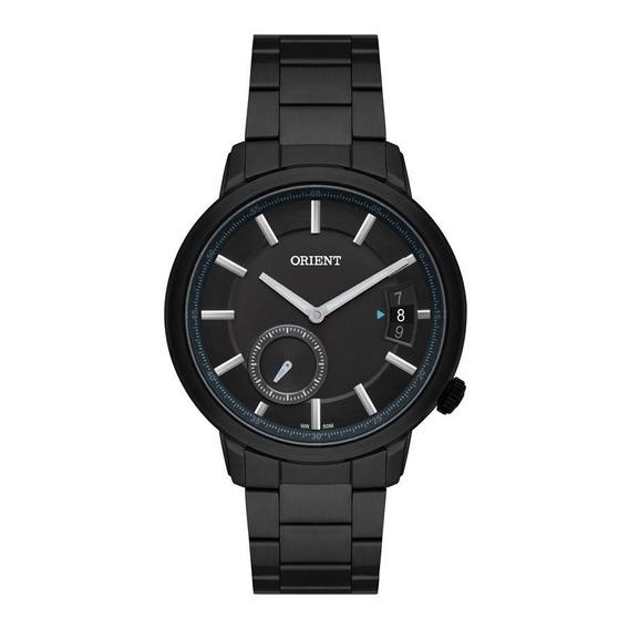 Relógio Orient Masculino Ref: Mpss1013 P1px Social Black