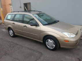 Ford Focus Se Vagoneta Aa Ee At 2001