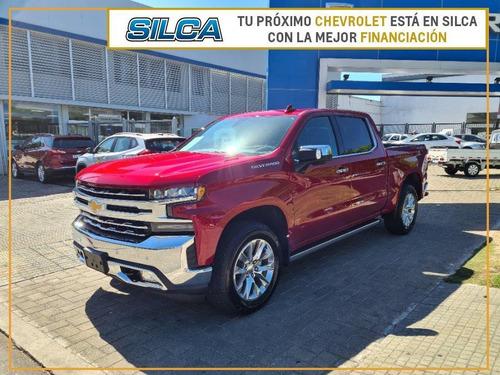 Chevrolet Silverado Ltz 3.0 Diesel 2021 Rojo 0km