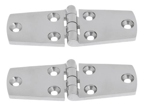 Bisagra superior Barco de acero inoxidable 316 del Pin Lanzamiento R/ápido 4.8 x 35 mm Plata 1