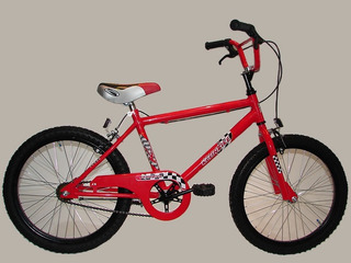 Bicicleta Infantil Cross C/frenos Kelinbike R.16 Rojo +ruedi