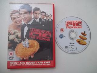 Dvd - American Pie The Wedding - Filme Comedia