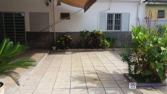 Excelente Residencia Linear, 02 Vagas E Quintal - Valqueire - Ca1537