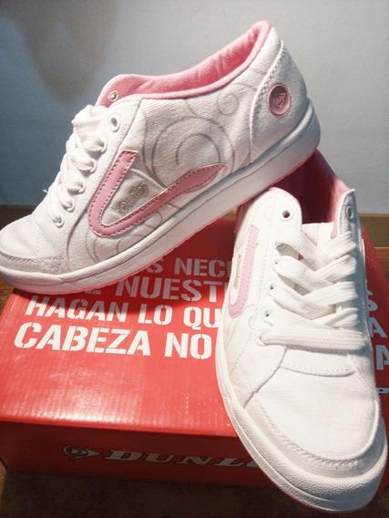 Zapatillas Dunlop Perfection Nuevas Originales Exhi Oferta!