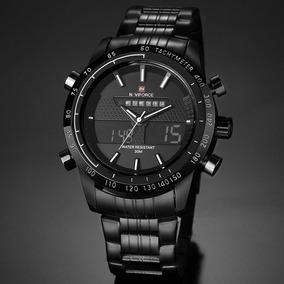 Relógio Masculino Naviforce 9024 Esportivo Frete Grátis