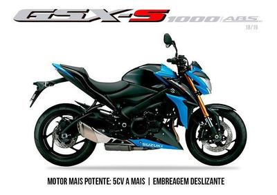 Nova Suzuki Gsx-s1000a 0km 2020 Garantia De Fábrica