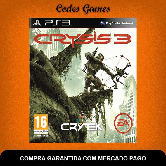 Crysis 3 - Ps3 - Pronta Entrega