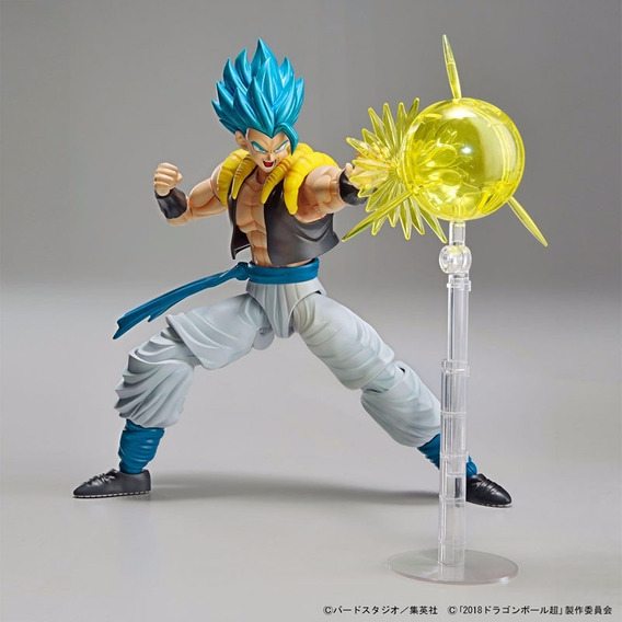 Disponible Figure Rise Super Saiyan God Gogeta Armable