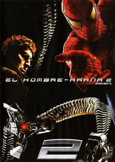 El Hombre Araña 2 ( Marvel ) Dvd Original