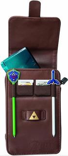 Powera The Legend Of Zelda Adventurers Pouch - Nintendo 3ds