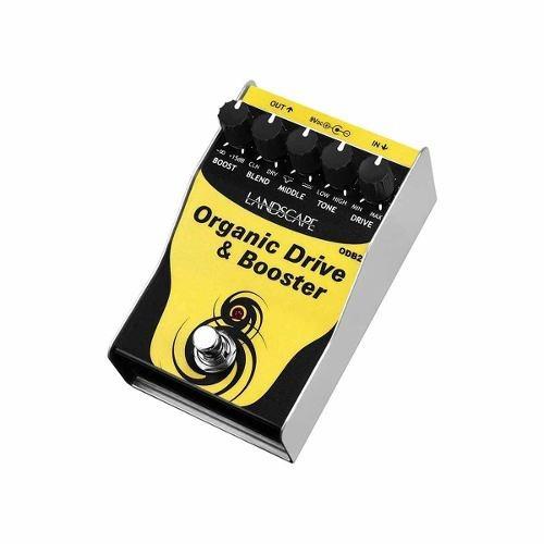 Pedal Para Guitarra Odb2 Organic Drive & Booster - Landscape