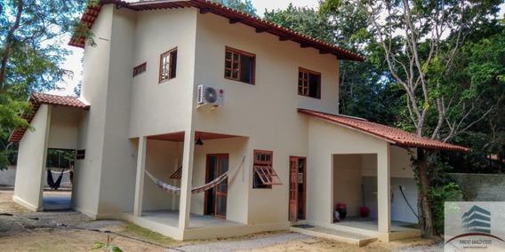 Casa A Venda Condomínio Fechado Em Pipa