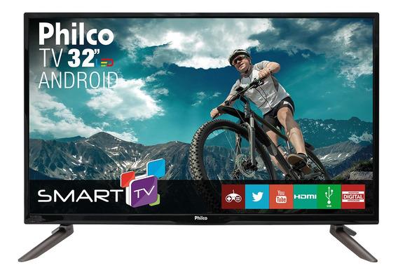 Smart Tv Philco Android Led 32 Ph32c10dsgwa