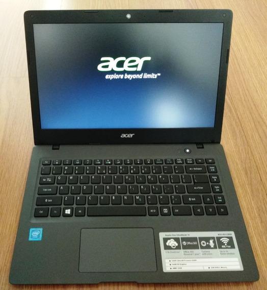 Cloudbook Acer Ao1-431-c8g8 | Apenas R$ 600,00 Leia Anúncio