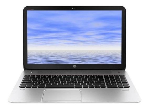 Hp Envy 15 Touchscreen 3,1ghz 16gb Ram Ssd Biometria Beats