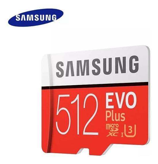 Cartão De Memória Samsung 512gb
