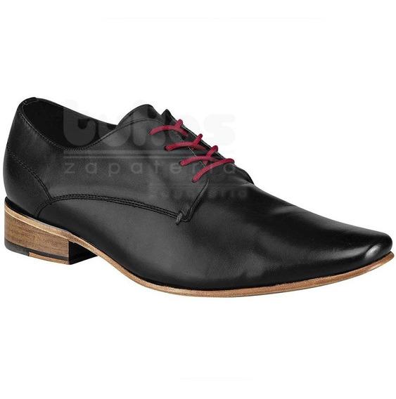 Zapatos Para Caballero Vestir Santini 92706-1 Piel Genuina