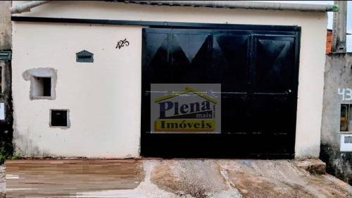 Casa Com 2 Dormitórios À Venda, 60 M²  - Jardim Maria Antonia (nova Veneza) - Sumaré/sp - Ca4276