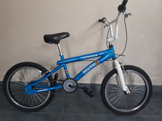 Bicicleta Niño Rodado 20 - Tipo Bmx