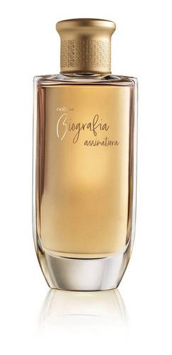 Perfume Biografia Assinatura Femenino - mL a $609