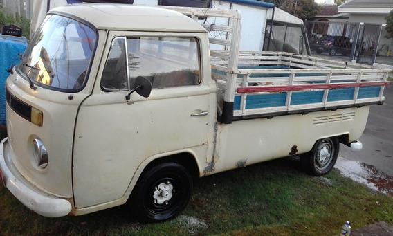 Volkswagen Kombi Kombi Picape