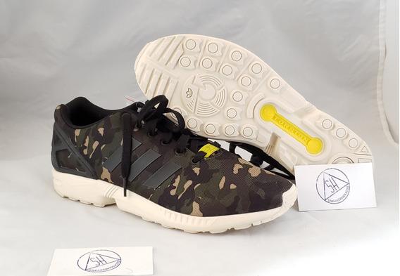 Tenis adidas Zx Flux Camo Talla 28mx/10us