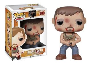 Muñeco Funko Pop! Tv The Walking Dead Injured Daryl #100