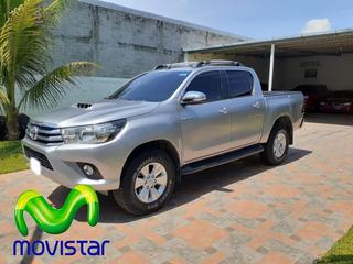 Toyota Hilux Srv 2016