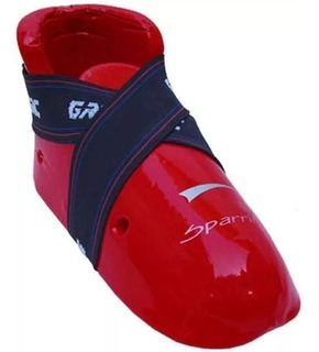 Zapatos Protectores Pie Taekwondo Pads Sparring Oficiales