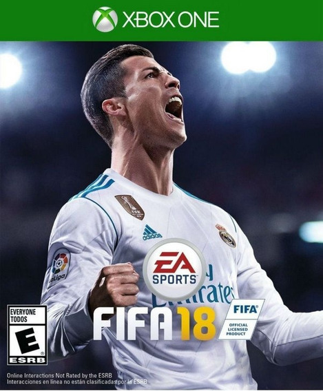 Fifa 18 Xbox One Midia Digital + Brinde