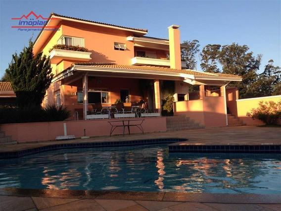 Casa Residencial À Venda, Shambala I, Atibaia. - Ca2742