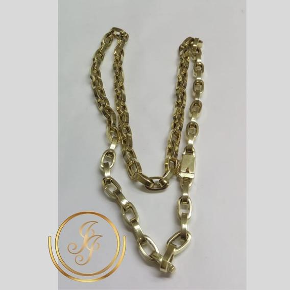 Corrente Cartier Ouro 750 Kl Oca Com 70 Cm 67 Gramas