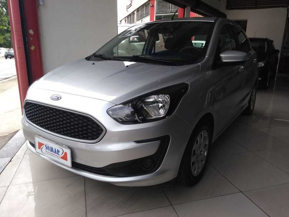 Ford Ka 1.0 12v Flex 4p Manual Sem Entrada Uber