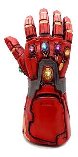 Avengers : Endgame Iron Hombre Guante Brazo Rojo Infinito Gu