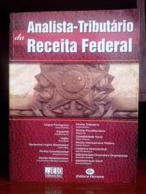 Apostila Analista Tributário Da Receita Federal - E Ferreira