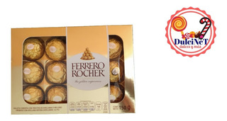 Chocolate Ferrero Rocher 12 Pzas.
