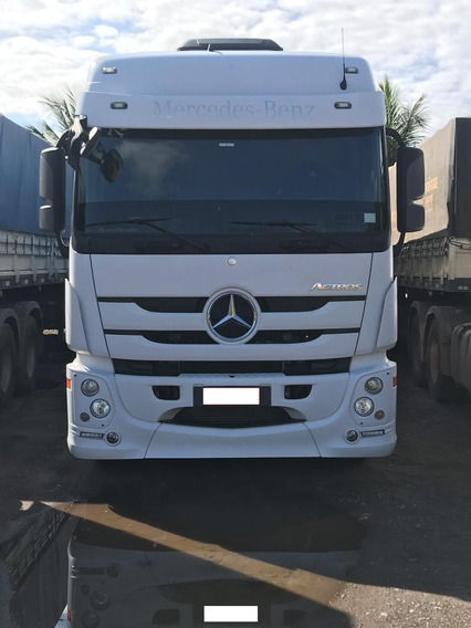Mb 2651 Actros 6x4 Ano 2017/18 C/ Retarder = Scania, 540,