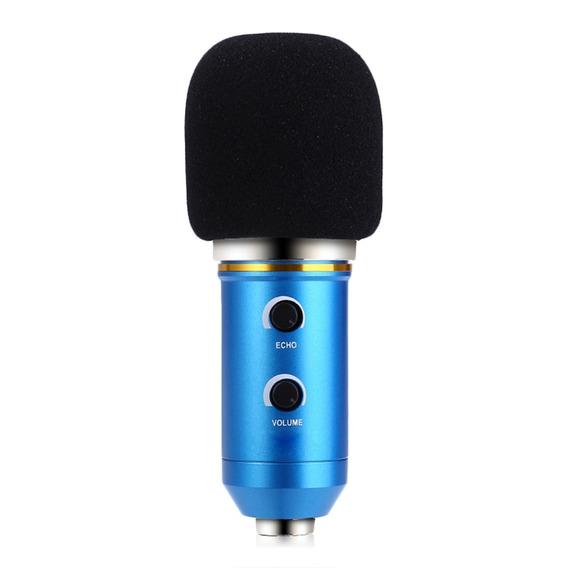 Bm - 300fx Microfone Condensador Gravação Som Auditivo Com T