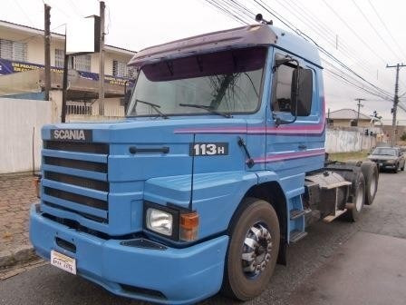 Scania 113h 360 Top Line