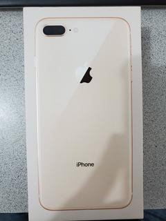 iPhone 8 Plus Rose Gold De 64 Gb Liberado De Fabrica