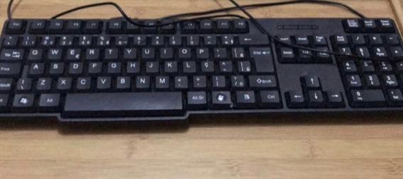 Teclado Para Computador Com Fio