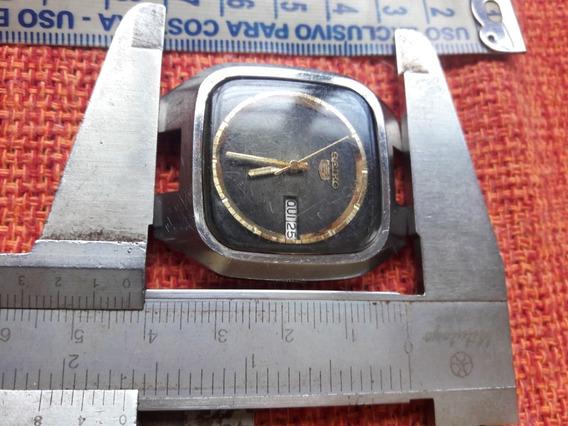Relógio Antigo Seiko 7019-5090 Automático Leia Descrição