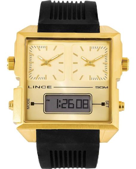 Relógio Lince Anadigi Map4587s C1px