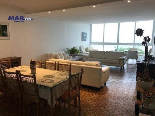 Imagem 1 de 15 de Apartamento Residencial À Venda, Centro, Guarujá - . - Ap11050